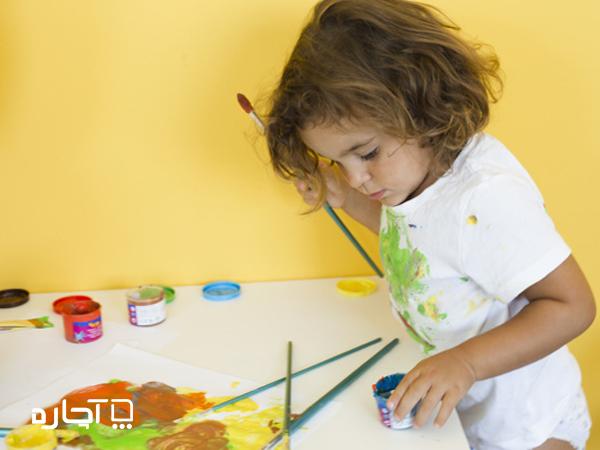 روانشناسی نقاشی کودک| آچاره