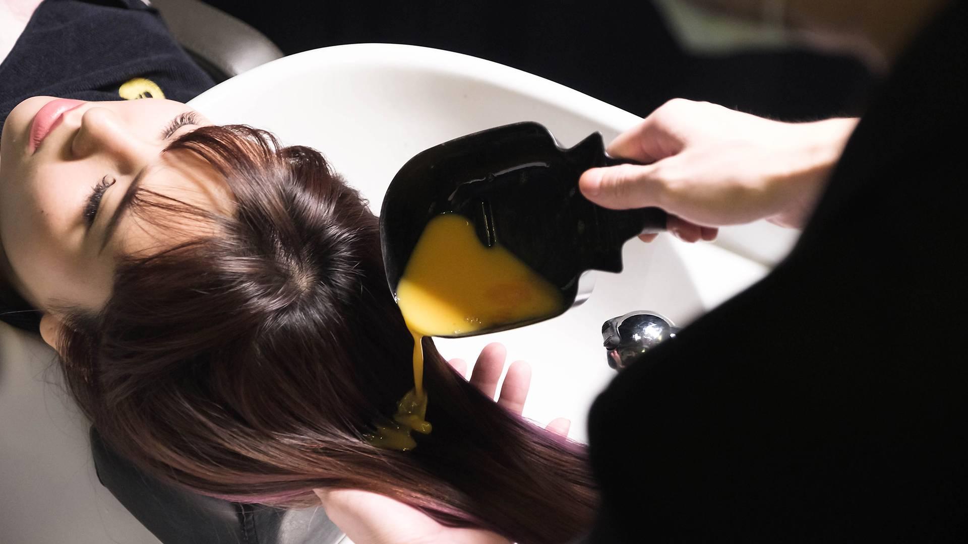 روش آبرسانی مو