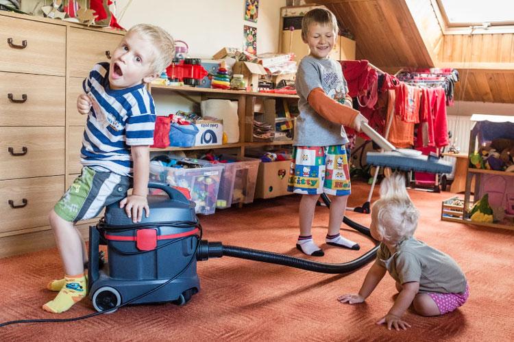 اصول نگهداری از جاروبرقی لوازم خانگی برقی آچاره