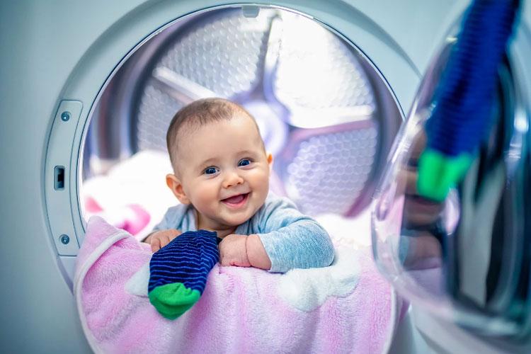 اصول نگهداری از ماشین لباسشویی لوازم خانگی برقی