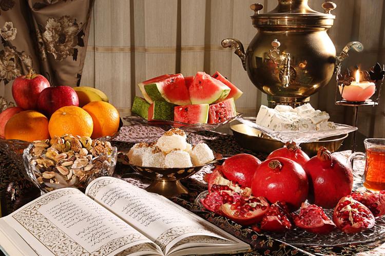 مراسم و آداب و رسوم شب یلدا در اصفهان
