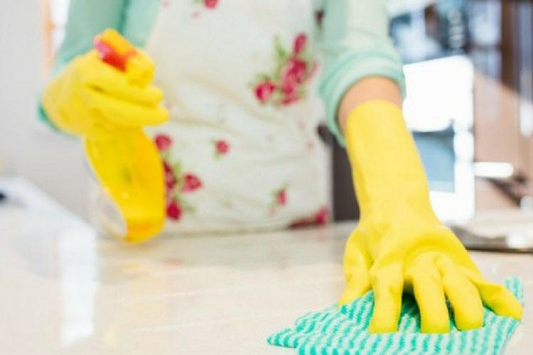 نظافت منزل با روشهای سبز