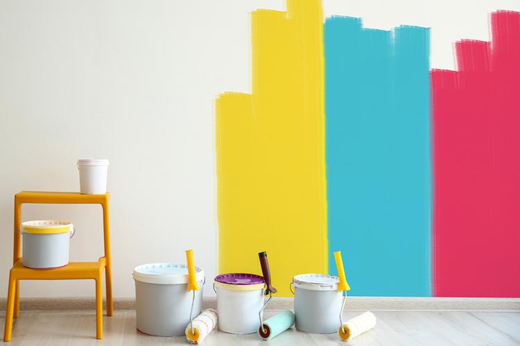 نقاشی ساختمان و بایدها و نبایدها