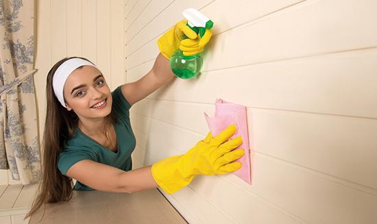نکات تمیز کردن خانه