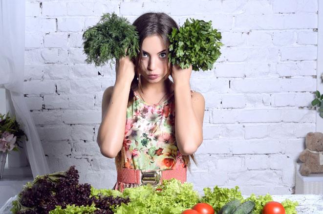 جوان سازی پوست با رژیم غذایی مناسب