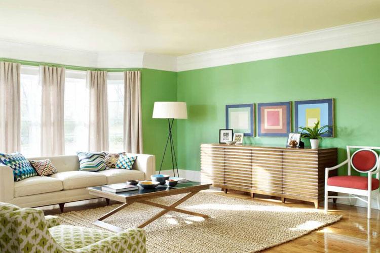 ۲۰ تا از خلاقانه ترین مدل نقاشی خانه در سال ۲۰۲۰