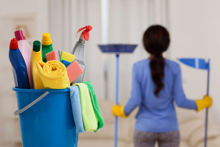 ۱۵ راز نظافت منزل