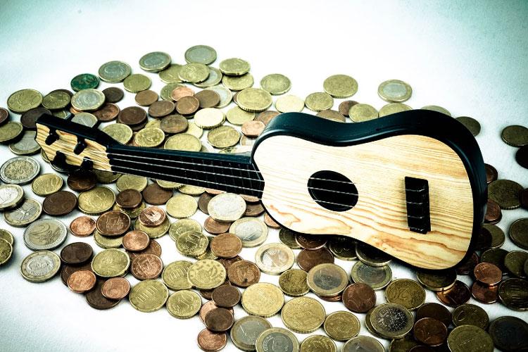 هزینه در شروع یادگرفتن یک ساز موسیقی