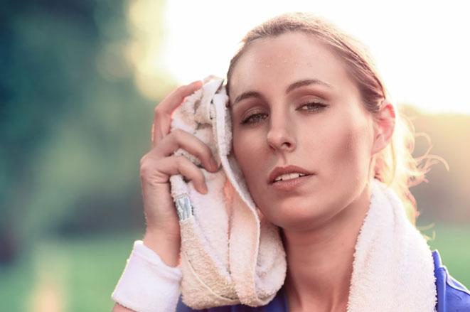 اثرات ورزش بر جوان سازی پوست