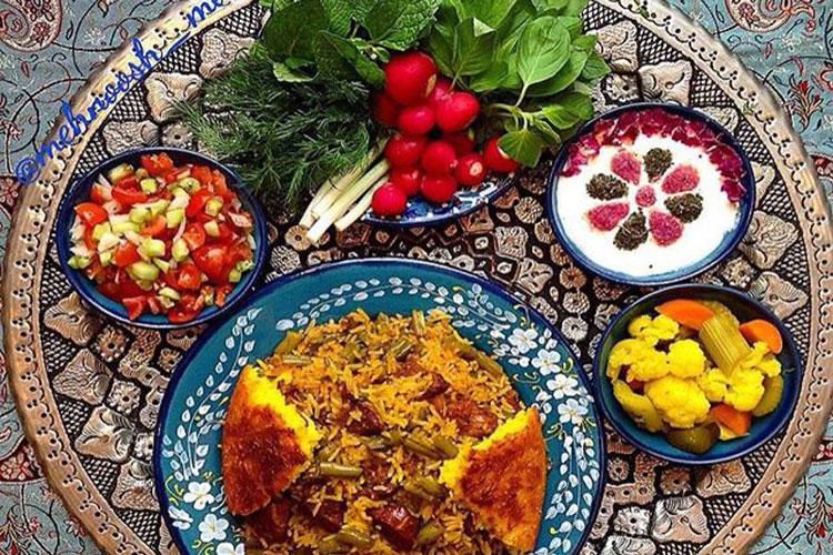 چند غذای خوشمزه و ساده برای روزهای بلند تابستان