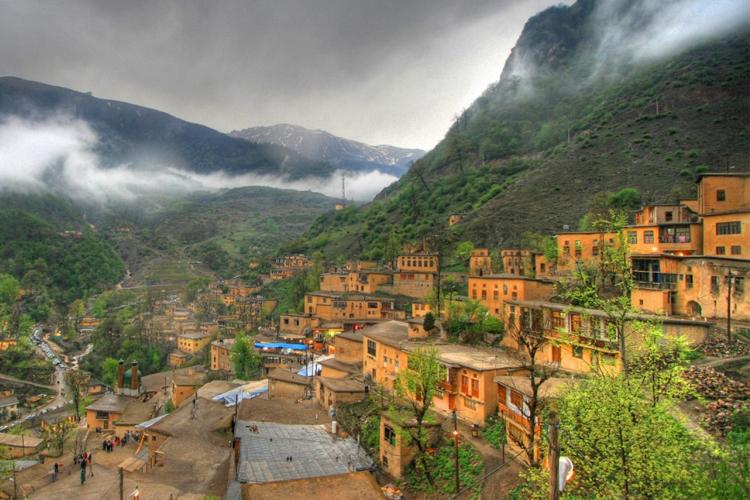 سفر به جاهای کمتر دیده شده در ایران از آرامش مطلق تا آدرنالین بالا(۲)