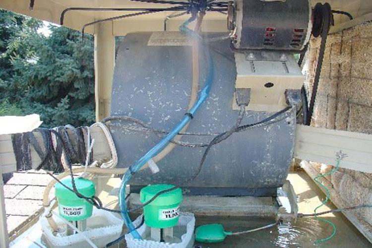 تعمیر کولر آبی آچاره