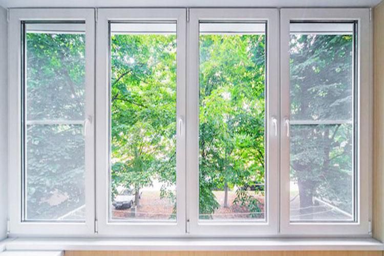 پنجره های دو جداره (UPVC) و ۳ مدل توری مناسب با آن