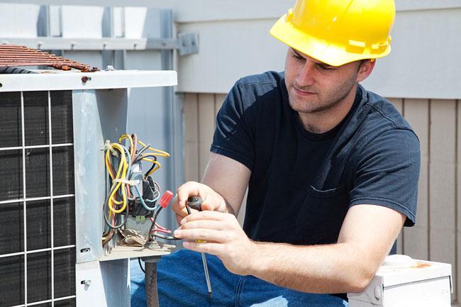 تعمیرات کولر گازی