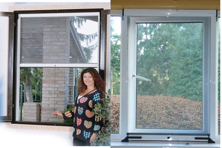 نصب توری پنجره، با انواع کاربردها