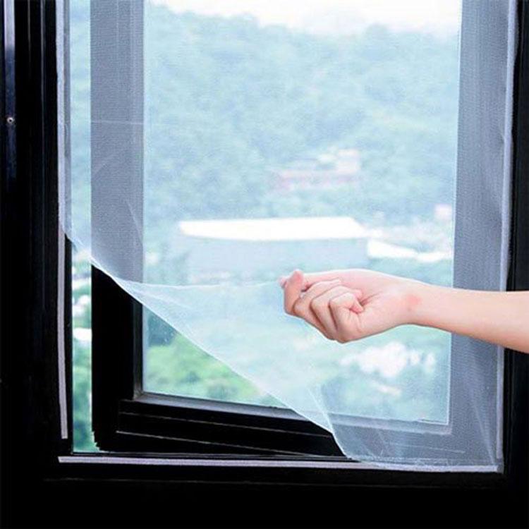 انواع توری پنجره ، توری چسبی