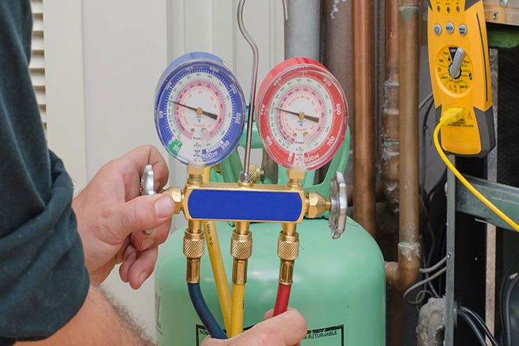 شارژ گاز کولر آچاره