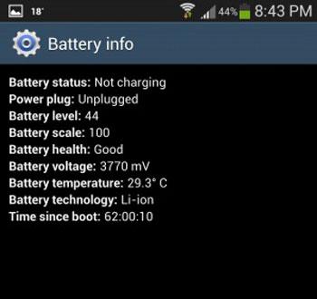 راهکارهایی برای چک کردن وضعیت باتری