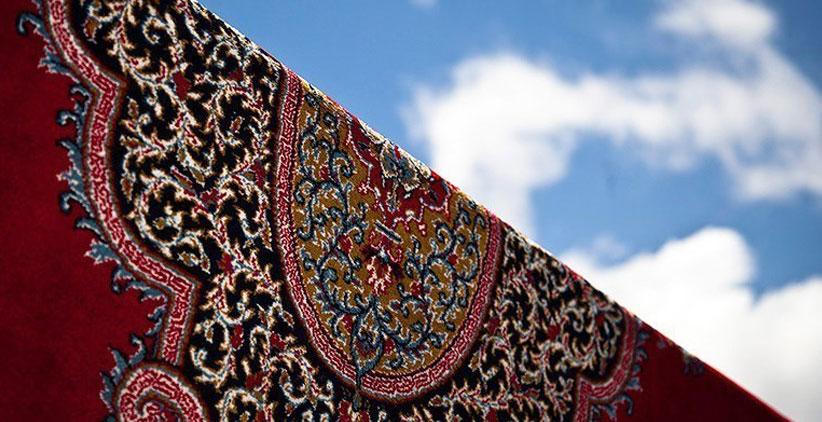 قالیشویی به روش سنتی