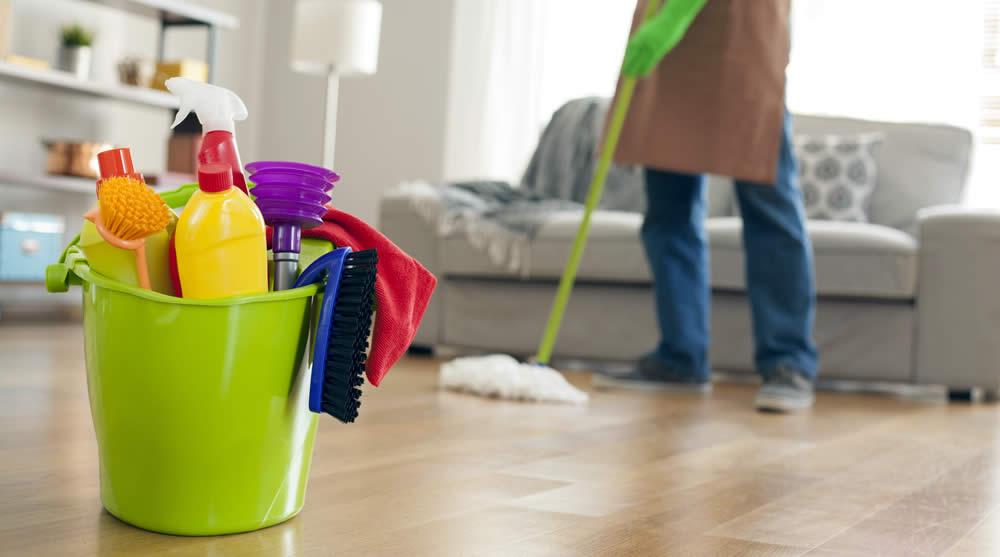 نظافت منزل در شهرک غرب - آچاره