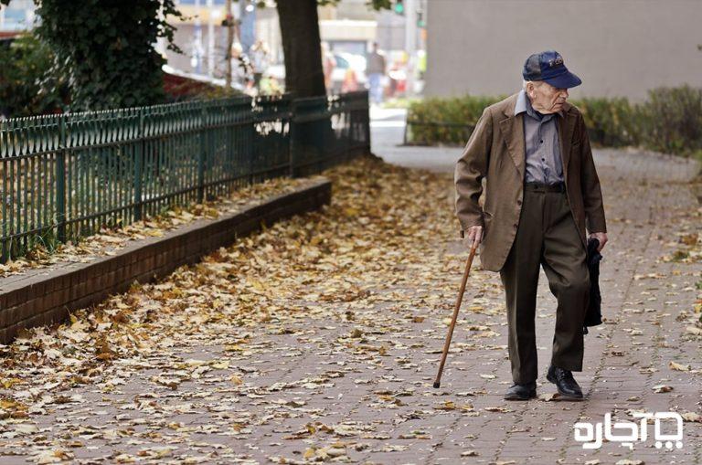 پرستار تمام وقت سالمند در منزل شما، نگهداری ویژه از قشر سالمند جامعه