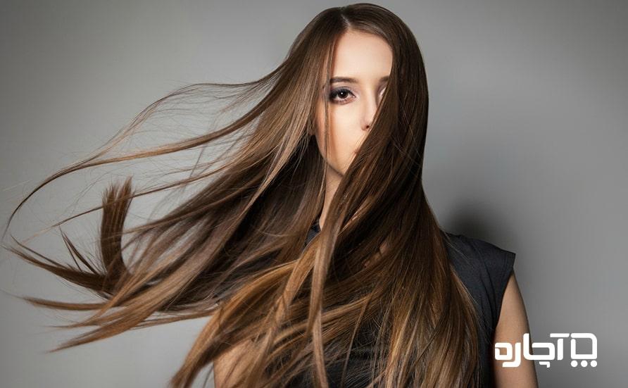 مدل های کوتاهی ، رنگ و شینیون مدل مو بلند زنانه 2020