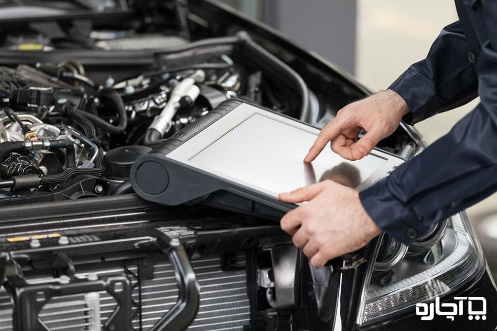 استفاده از دیاگ خودرو برای تشخیص عیب خودرو