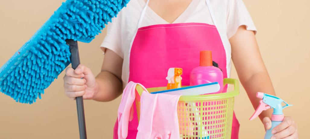 چگونه منزل خود را به روش مناسب نظافت کنیم؟