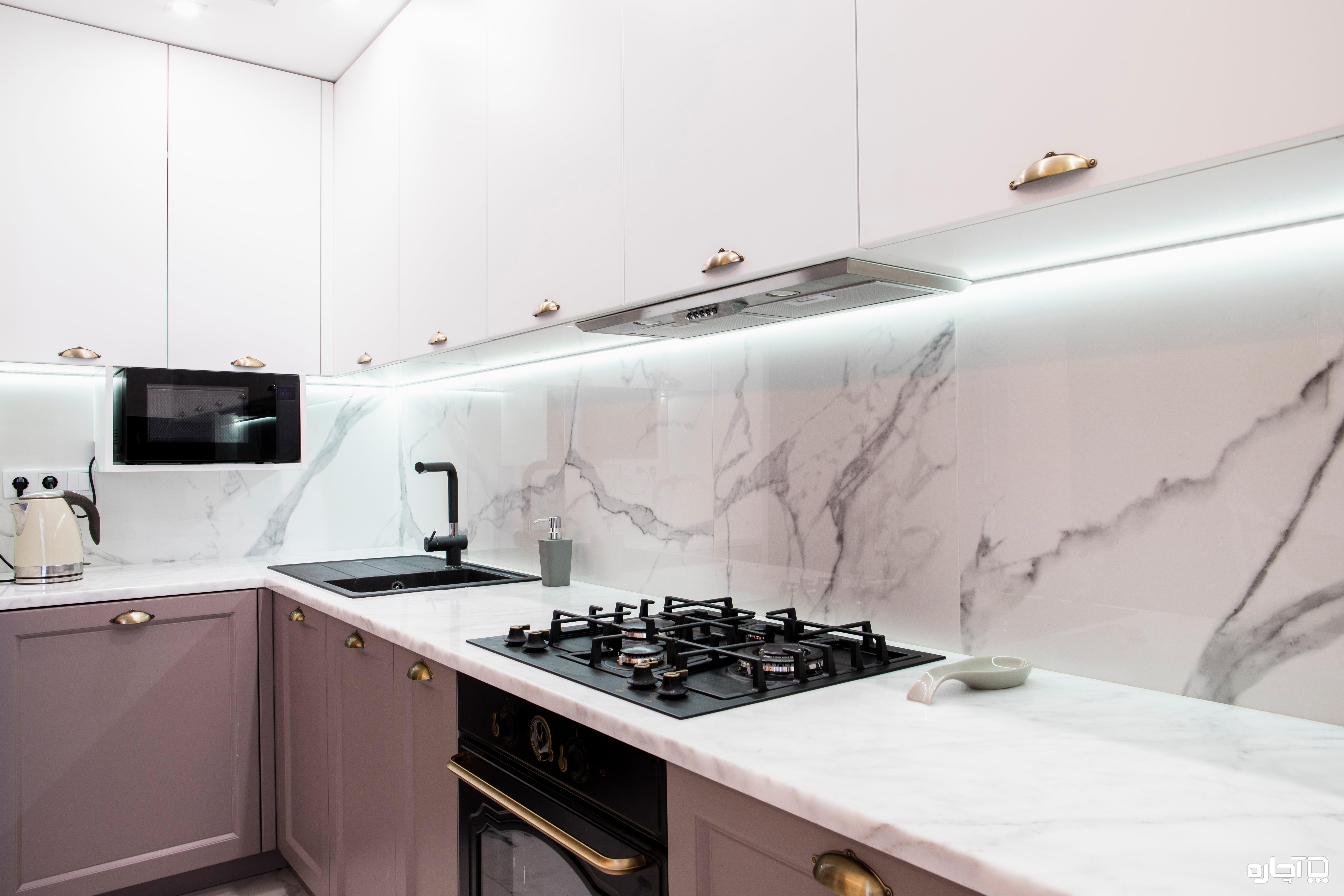 طراحی کابینت آشپزخانه امری بسیار مهم
