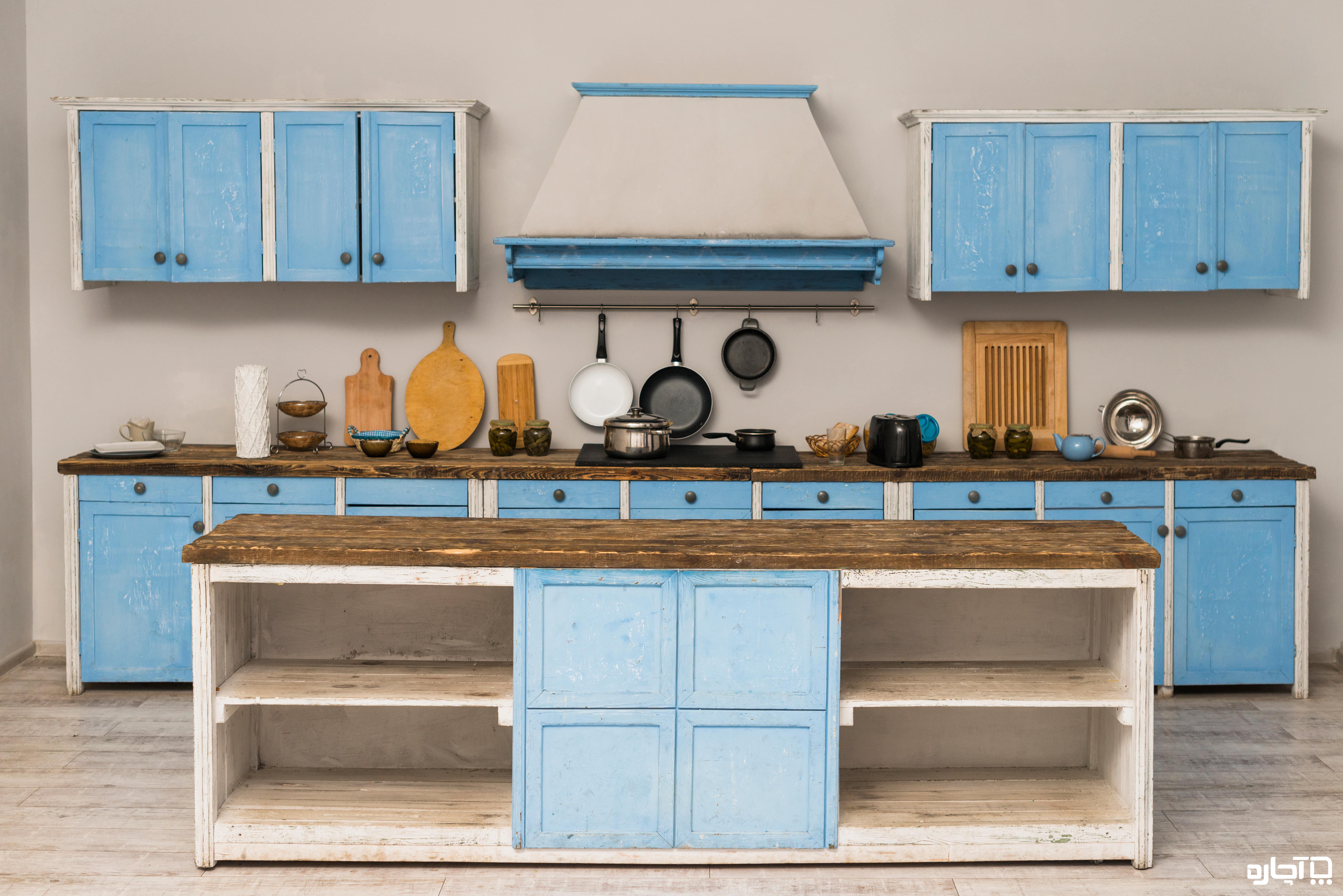 قیمت طراحی و ساخت کابینت آشپزخانه