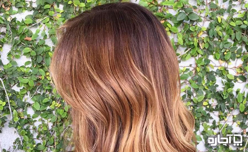 اکسیدان و رنگ مو