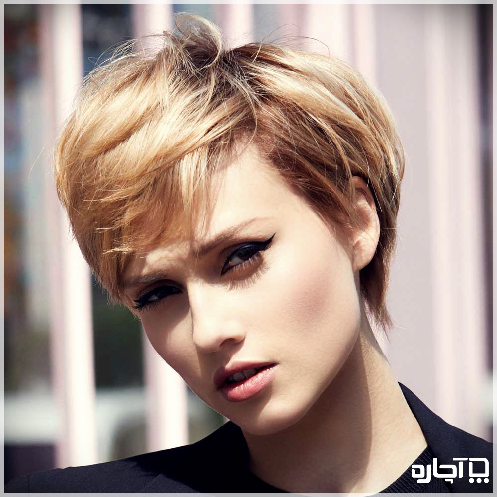 مدل موی مخصوص ترند بازها