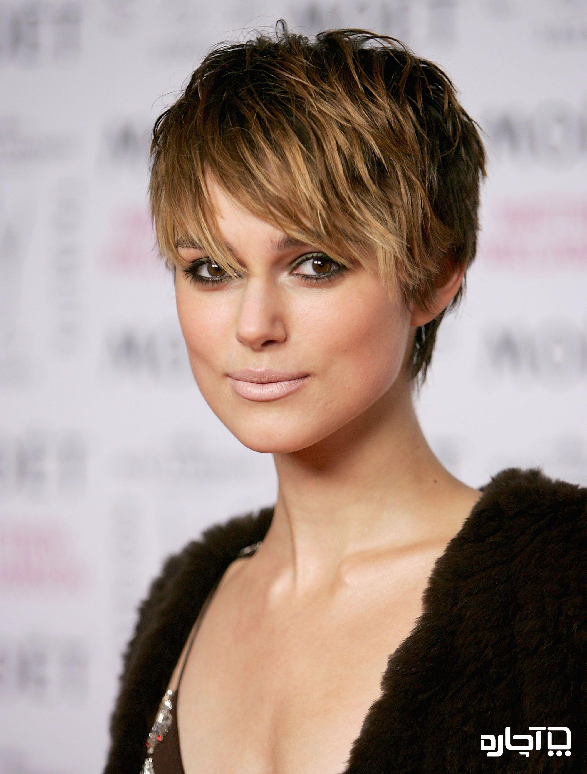 مدل مو کوتاه دخترانه و زنانه 2020