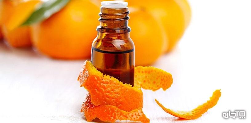 روغن بهار نارنج برای شفاف کردن پوست