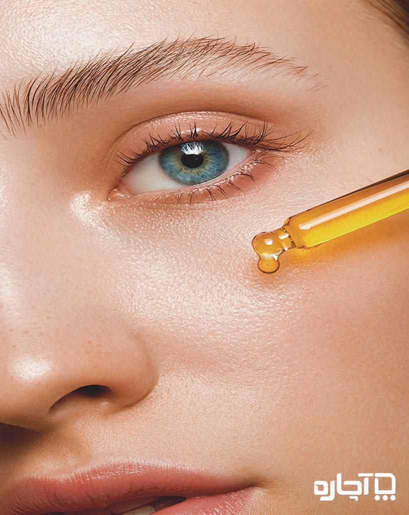 روغن برای شفاف کردن پوست صورت