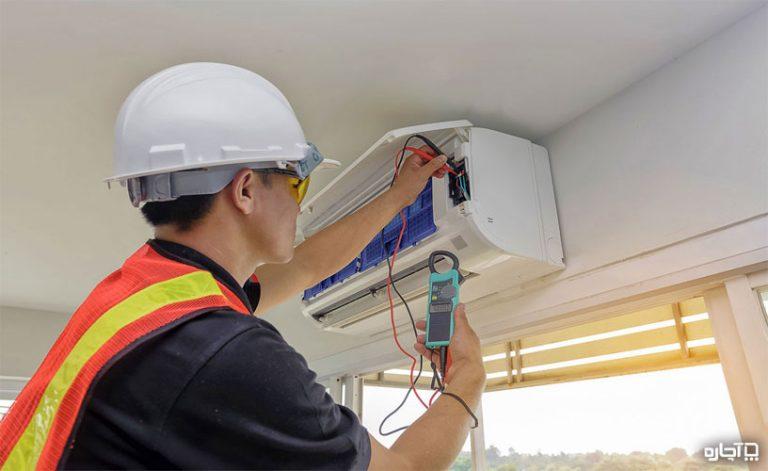 سرویس کولر گازی سامسونگ – تعویض و سرویس قطعات