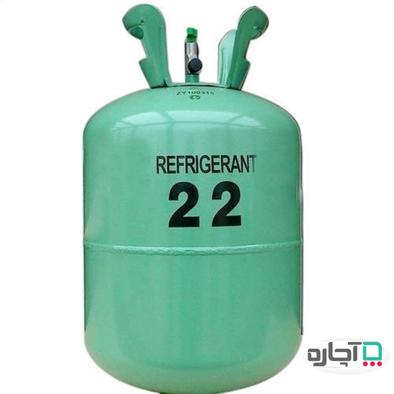 گاز کولر R22