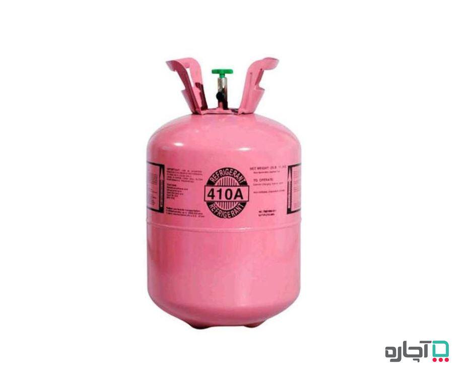 گاز کولر R410A