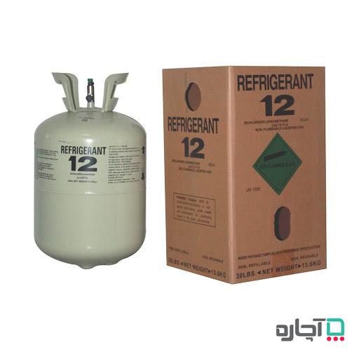 گاز کولر R12