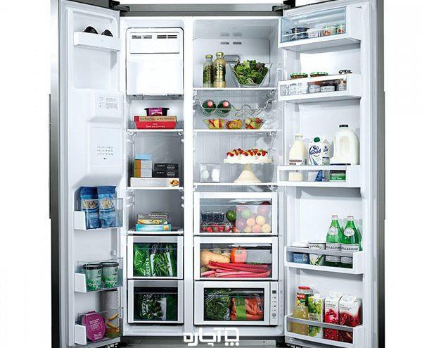 نکات مهمی که هنگام تعمیر یخچال ساید بای ساید باید بدانید