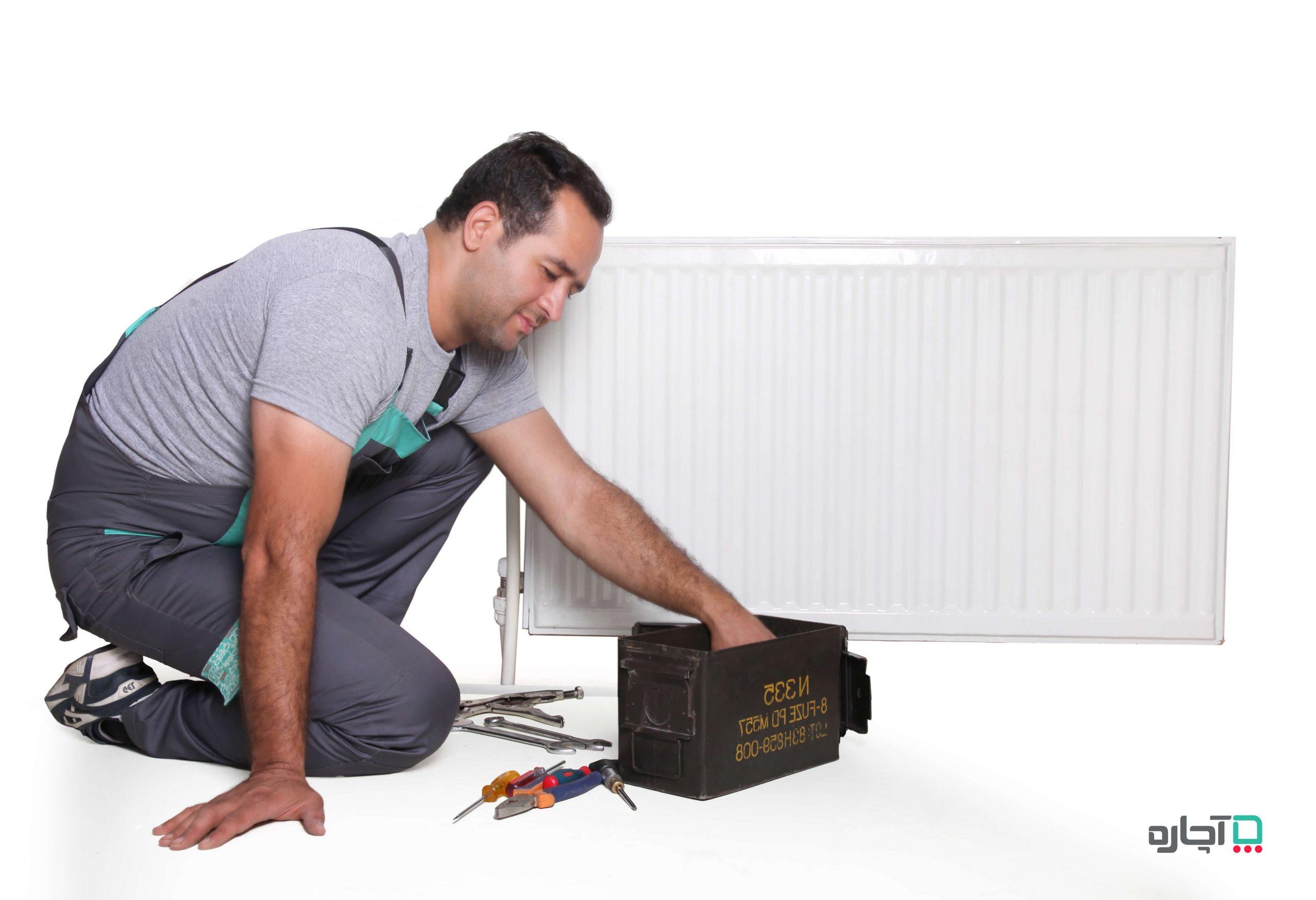 سرویس سوراخ شدن رادیاتور